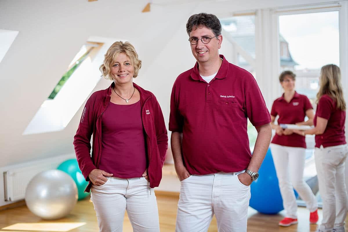 Henrik Schulze Praxis für Physiotherapie Gesellschafter