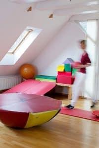 Henrik Schulze Praxis für Physiotherapie Kinderraum