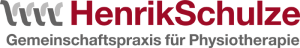 Henrik Schulze Praxis für Physiotherapie Logo